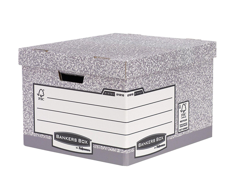Fellowes Bankers Box - Cajón contenedor