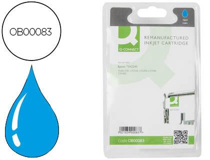 Cartucho de tinta Q-Connect compatible Epson