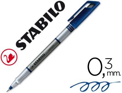 Rotulador Stabilo punta fibra sensor 0