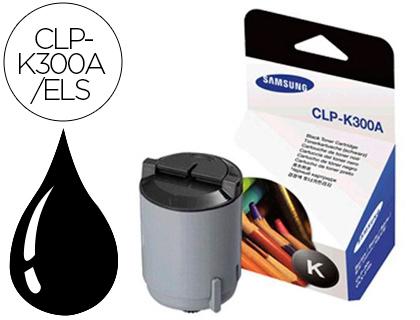 Tóner Samsung negro referencia CLP-K300A/ELS, impresoras