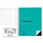 Agenda del profesor Additio planificación trimestral semana vista 16,5 x 21,5 cm