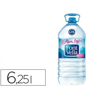 Agua mineral natural font vella sant hilari