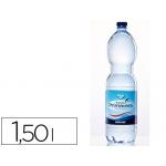 Agua mineral natural fuente primavera botella de 1,5l