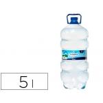 Agua mineral natural fuente primavera botella de 5l