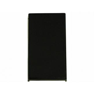 Almohadilla de repuesto negra blíster de 2 unidades