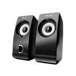 Altavoces Trust 2.0 speaker set 8 vatios rms