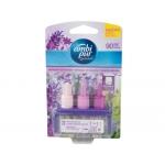 Ambientador ambi pur 3 volution sensación de color lavanda recambio 21 ml