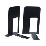Apoyalibros metálico Q-Connect color negro