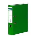 Archivador de palanca Elba cartón forrado tamaño A4 color verde lomo de 80 mm rado chic
