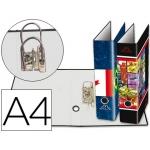 Archivador de palanca Liderpapel cartón forrado tamaño A4 kappa sin caja
