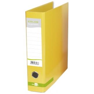 Pregunta sobre Liderpapel AZ36 - Archivador de palanca, tamaño A4, lomo ancho, color amarillo