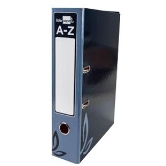 Opina sobre Liderpapel AZ55 - Archivador de palanca, tamaño folio, lomo ancho, con rado, color negro