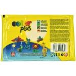Arcilla colorplus que endurece al aire color blanco paquete de 500 gr