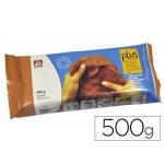 Arcilla plus que endurece al aire color terracota paquete de 500 gr