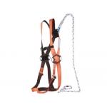 Arnes Deltaplus protección anticaidas punto con cuerda incorporada de 1,5 m de largo