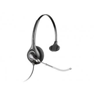 Auricular Plantronics supra plus anulación de ruido color negro h261n