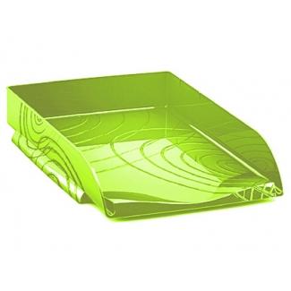 Bandeja sobremesa Cep gama origin plástico color verde