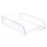 Cep Ellypse - Bandeja de sobremesa de plástico, color blanco