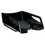 Bandeja sobremesa Cep maxi de gran capacidad plástico color negro