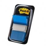 Post-it 680-2 - Banderitas separadoras, color azul, dispensador de 50