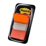Post-it 680-4 - Banderitas separadoras, color naranja, dispensador de 50