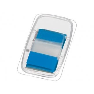 Q-Connect KF03632 - Banderitas separadoras, color azul, dispensador de 50