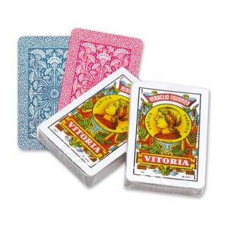 Fournier 12/40 - Baraja de cartas española, Nº 12, 40 cartas