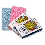 Fournier 32-50 - Baraja de cartas española, caras catalanas, 50 cartas