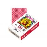 Fournier Liliput 131 - Baraja de cartas española, formato de viaje, 40 cartas