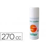 Barniz Setter spray fijativo para oleo acabado mate 270cc