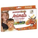 Barra maquillaje Alpino set de maquillaje animals