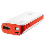 Bateria auxiliar Trust para tablets y moviles color blanco