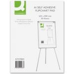Bloc congreso Q-connect papel autoadhesivo 70 grs 635x830