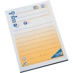 Bloc de 100 notas adhesivas quita y pon Post-it 102x76 mm telefónico