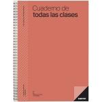 Additio P222 - Cuaderno de todas las clases, tamaño 22,5 cm x 31 cm, colores surtidos