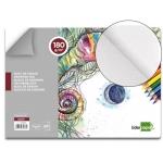 Bloc dibujo Liderpapel artístico encolado 230x325 mm 20 hojas 180 gr/m2 sin recuadro