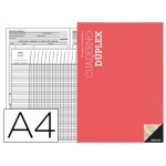 Bloc duplex Additio tamaño A4 evaluación continua mas tutoria