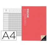 Bloc notas Additio tamaño A4 horario planificación mensual plan de curso