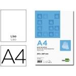 Bloc notas Liderpapel liso tamaño A4 80 hojas 60 gr/m2