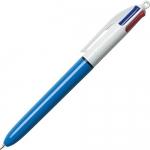 Bolígrafo Bic cuatro colores