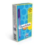 Boligrafo Paper Mate Inkjoy 100 caja de 12 colores surtidos