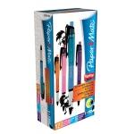 Bolígrafo Paper-Mate Replay Max fantasía colores surtidos con goma de borrar