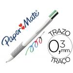 Boligrafo Paper Mate inkjoy Quatro estandar