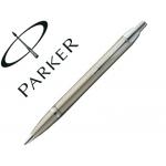 Bolígrafo Parker im acero pulido ct