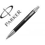 Bolígrafo Parker im premium color negro mate