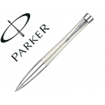 Bolígrafo Parker urban pearl metal chisl
