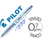 Bolígrafo Pilot gel b2p color azul