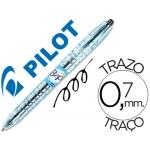 Bolígrafo Pilot gel b2p color negro