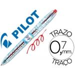 Bolígrafo Pilot gel b2p color rojo