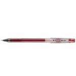 Bolígrafo Pilot punta aguja g-tec-c4 color rojo